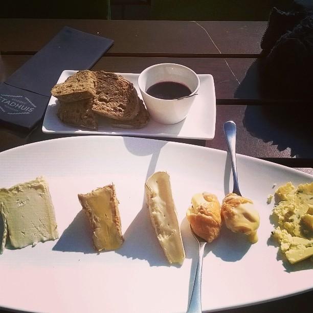 Brasserie Stadhuis - cheese