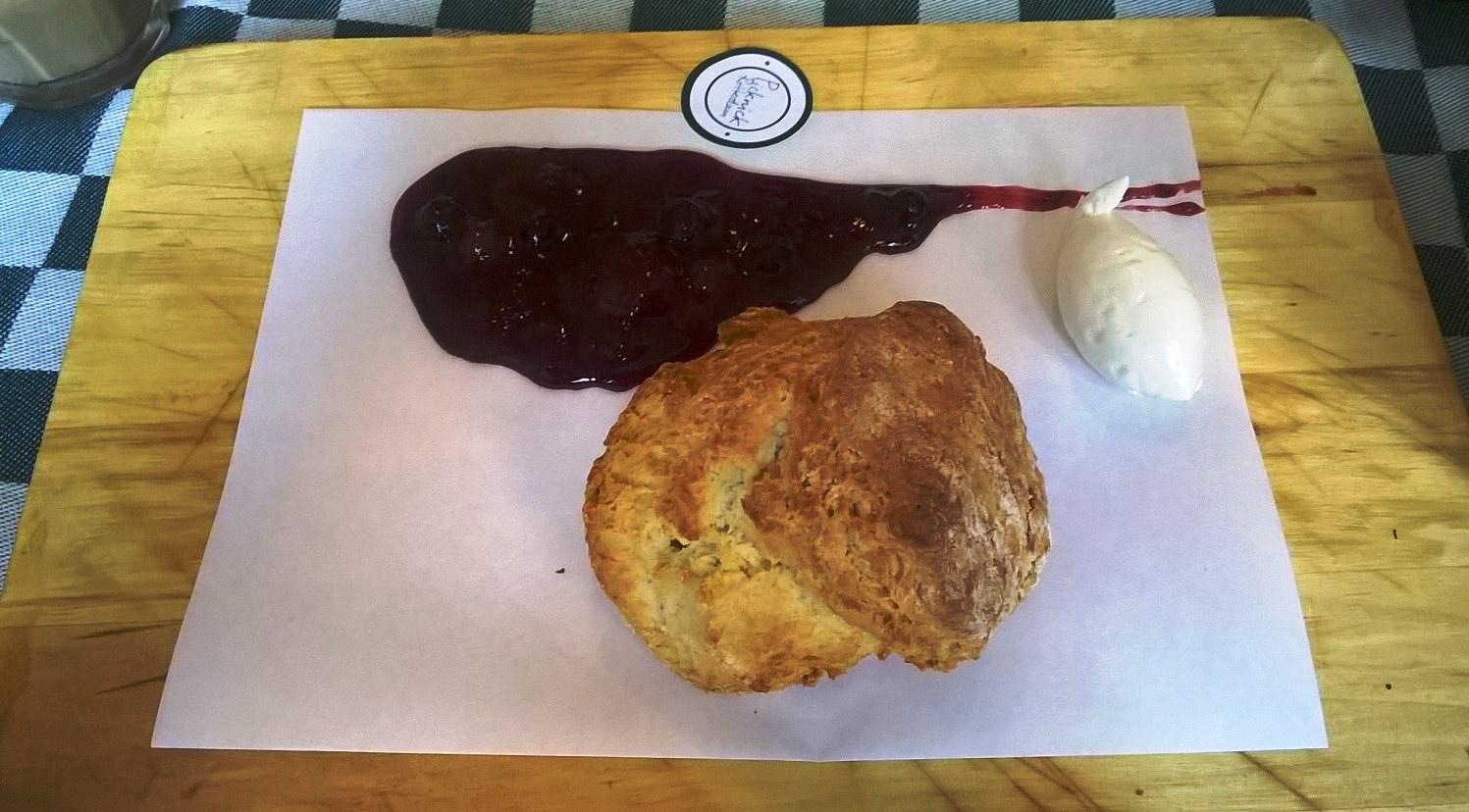 Picknick - scone